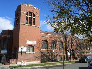 Primera Iglesia/First Congregational Church of Chicago